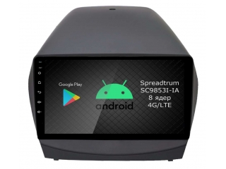 Штатная магнитола Roximo RI-2002 для Hyundai ix35 2010-2015 на Android 9