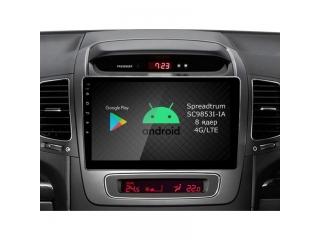 Штатная магнитола Roximo RI-2301 для Kia Sorento 2012+ c DSP процессором и 4G Sim на Android 10