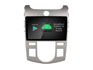 Штатная магнитола Roximo RI-2321A для Kia Cerato 2006-2011 на Android 9