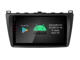 Штатная магнитола Roximo RI-2415 для Mazda 6 2009-2012 на Android 9