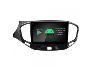 Штатная магнитола Roximo RI-3003 для Lada Vesta c DSP процессором и 4G Sim на Android 10