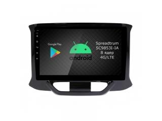Штатная магнитола Roximo RI-3005 для Lada Xray c DSP процессором и 4G Sim на Android 10
