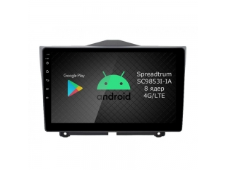 Штатная магнитола Roximo RI-3007 для Lada Granta 2018+ c DSP процессором и 4G Sim на Android 10