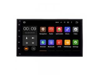 Штатная магнитола Roximo RX-1002 Универсальная 2DIN, Nissan c DSP процессором на Android 10