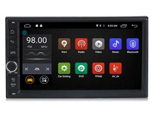 Штатная магнитола Roximo RX-1006 Универсальная 2DIN c DSP процессором и 4G Sim на Android 10