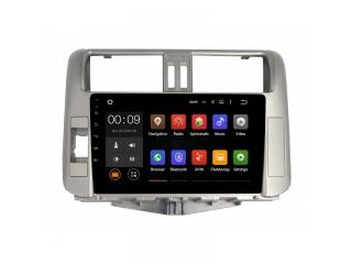 Штатная магнитола Roximo 4G RX-1114 для Toyota Land Cruiser Prado 150 2009-2014 c DSP процессором на Android 10