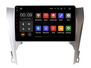 Штатная магнитола Roximo RX-1118 для Toyota Camry V50 c DSP процессором и 4G Sim на Android 10