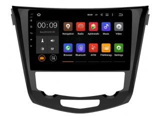 Штатная магнитола Roximo RX-1212 для Nissan Qashqai, X-Trail T32 2014+ c DSP процессором и 4G Sim на Android 10