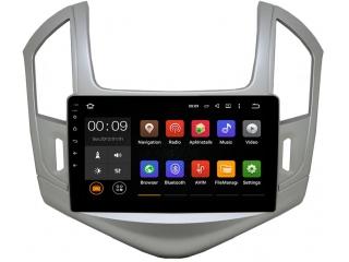Штатная магнитола Roximo RX-1305 для Chevrolet Cruze 2013-2015 c DSP процессором и 4G Sim на Android 10