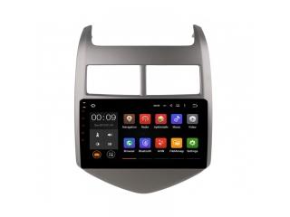 Штатная магнитола Roximo 4G RX-1310 для Chevrolet Aveo c DSP процессором на Android 10