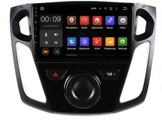 Штатная магнитола Roximo RX-1701 для Ford Focus 3 2011-2017 c DSP процессором и 4G Sim на Android 10