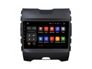 Штатная магнитола Roximo 4G RX-1712 для Ford Edge c DSP процессором на Android 10
