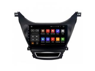 Штатная магнитола Roximo RX-2006 для Hyundai Elantra 5 MD 2014-2016 c DSP процессором на Android 10