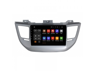 Штатная магнитола Roximo 4G RX-2013 для Hyundai Tucson 2016 на Android 6.0