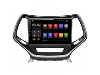 Штатная магнитола Roximo 4G RX-2202 для Jeep Cherokee c DSP процессором на Android 10