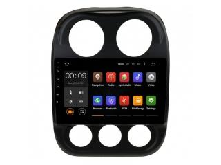Штатная магнитола Roximo 4G RX-2203 для Jeep Compass c DSP процессором на Android 10