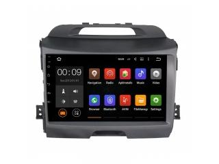 Штатная магнитола Roximo 4G RX-2313 для KIA Sportage 3 c DSP процессором на Android 10