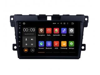 Штатная магнитола Roximo RX-2402 для Mazda CX-7 c DSP процессором и 4G Sim на Android 10