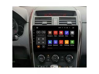 Штатная магнитола Roximo RX-2406 для Mazda CX-9 c DSP процессором и 4G Sim на Android 10