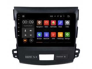 Штатная магнитола Roximo RX-2606 для Mitsubishi Outlander XL c DSP процессором и 4G Sim на Android 10