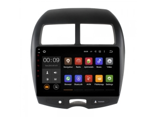 Штатная магнитола Roximo 4G RX-2614 для Mitsubishi ASX, Peugeot 4008, Citroen C4 Aircross c DSP процессором на Android 10