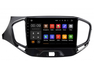 Штатная магнитола Roximo RX-3003 для Lada Vesta c DSP процессором и 4G Sim на Android 10