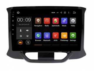 Штатная магнитола Roximo RX-3005 для Lada Xray c DSP процессором и 4G Sim на Android 10