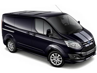 ford transit custom 2017+
